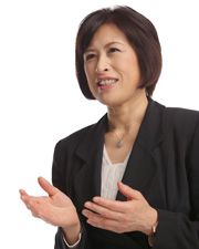 キャリア・インディペンデンス設立代表 内藤 友子